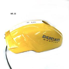 Fueltank Ducati Monster (-'08)
