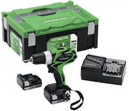 AVVITATORE HITACHI DS14DSAL14.4V 2AH