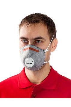 Mascherine di protezione con valvola