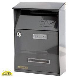 Cassetta postale in acciaio verniciato