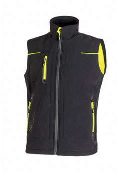 GILET SOFTSHELL UNIVERSE U-POWER