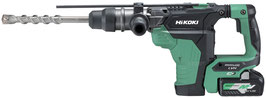 MARTELLO COMBINATO HIKOKI 36V MULTI VOLT BRUSHLESS
