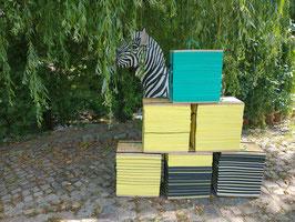 YATE PACK BAND color 50x45x30cm Zielscheibe Gewicht 6 kg