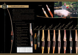 GREAT PLAINS Traditional Longbow
