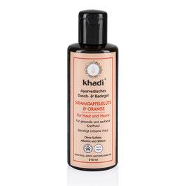 Khadi Dusch- & Badegel Granatapfel & Orange