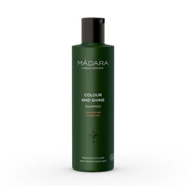 MÁDARA Colour and Shine Shampoo