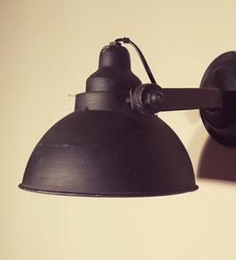 Wandlamp antraciet