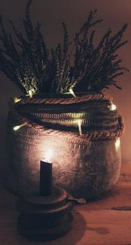 Touw met lampjes
