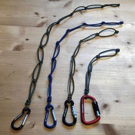 Schlinge Daisy Chain 4mm / 3, 5, 7 oder 9-Loch