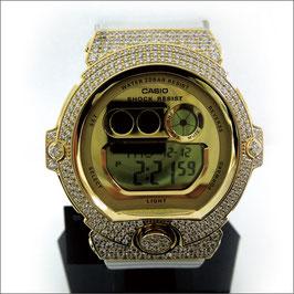BABY-G ベビージー カスタム レディース 腕時計 BG-6901,BG6901-7ER おしゃれ 少女時代 SNSD テヨン 芸能人 ブランド カスタムベゼル CROWNCROWN BG6900-006