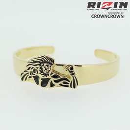 RIZIN FF collaborated by CROWNCROWN ブランド保証付オリジナル アクセサリー バングル RIZIN-007