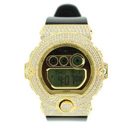 BABY-G ベビージー カスタム レディース 腕時計 BG-6901 BG6901-1JF おしゃれ 少女時代 SNSD テヨン 芸能人 ブランド カスタムベゼル CROWNCROWN BG6900bg6900-002