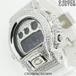 G-SHOCK CUSTOM ジーショック カスタム メンズ 腕時計 DW6900-NB7 カスタムベゼル CROWNCROWN DW6900-001