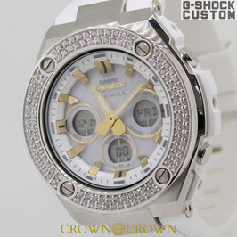 G-SHOCK ジーショック カスタム 腕時計 GST-W300-7AJF CROWNCROWN GST-W300-001