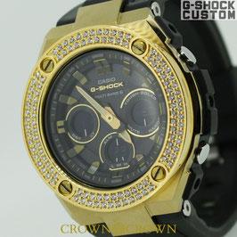 G-SHOCK ジーショック カスタム 腕時計 GST-W300BD-1AJF  CROWNCROWN  GST-W300-002