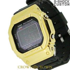 G-SHOCK ジーショック カスタム 腕時計 DW-5600 GW-M5610-1B 限定モデル カスタムベゼル CROWNCROWN DW5600-014