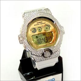 BABY-G ベビージー カスタム レディース 腕時計 BG-6901 BG6901-7ER おしゃれ 少女時代 SNSD テヨン 芸能人 ブランド カスタムベゼル CROWNCROWN BG6900-013