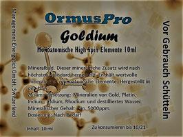 10 ml Goldium, Neue Formel = Ideal zum lernen