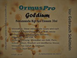 30 ml Goldium, Neue Formel = Ideal zum lernen