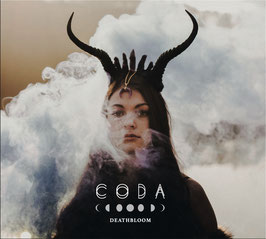 "CODA ""DEATHBLOOM"" Digipack CD"