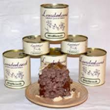 Lunderland-Dosenfleisch Wildfleisch