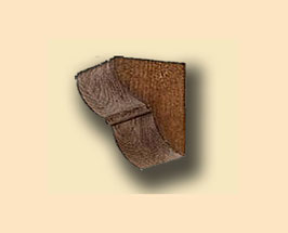 Holzträger Mensula Madiana