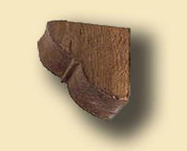 Holzträger  Mensula Grande
