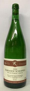 2019er Rebenhof-Schoppen lieblich*, Flasche 1,0 Liter