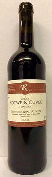 2020er  Rotwein Cuvee Jakob halbtrocken***, 0,75 l Flasche
