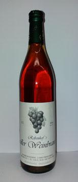 Rebenhofs edler Weinbrand, 0,7 l Flasche
