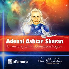 Ashtar Sheran: Ernennung zum Friedensbeauftragten (CD)