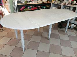 """Faltbarer Tisch """"Paris Grey"""" -  Einzelstück"""