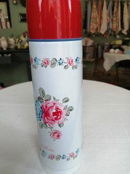 Greengate: Thermosflasche mit Blumenmuster - VERKAUFT