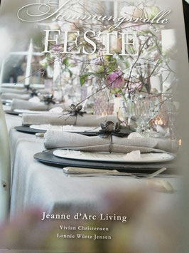 """Buch """"Stimmungsvolle Feste"""" von Jeanne d´Arc Living"""