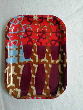Tablett - Plateau - Tray - Grösse S (22,5x16,5 cm) - Noch 1 Stück vorhanden, s. Frontbild