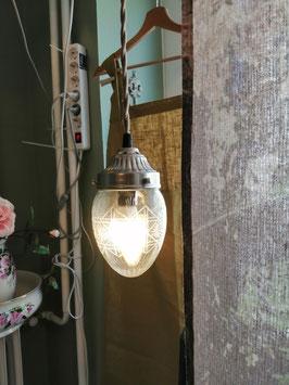Glaslampe Tropfenform - noch 1 Stück vorhanden