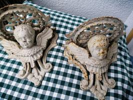 Engelpodeste aus Eisen - Einzelstücke