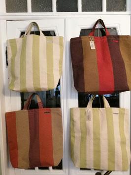 """Taschen """"Shopper"""" handgenäht von Kleine Manufaktur, Bern/Schweiz"""