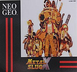 METAL SLUG     メタルスラッグX