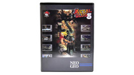 METAL SLUG 6  (BLACK)