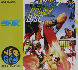 WINDJAMMERS FLYNG POWER DISC