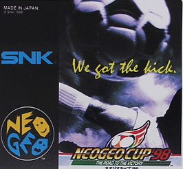NEO GEO CUP '98    ネオジオカップ'98