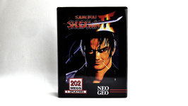 SAMURAI SHODOWN 2 USA SOFTBOX