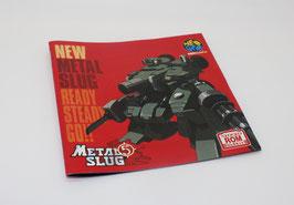 METAL SLUG 5 メタルスラッグ5 MANUAL