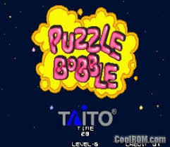 PUZZLE BOBBLE / BUST - A - MOVE