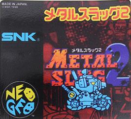 METAL SLUG  2                 メタルスラッグ2