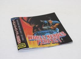 WORLD HEROES PERFECT  ワールドヒーローズ パーフェクトJapan
