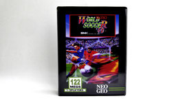 TECMO WORLD CUP SOCCER '96