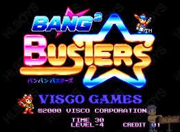 BANG BANG BUSTERS   バンバンバスターズ