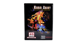 ROBO ARMY  SOFTBOX